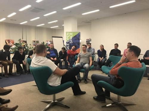 Agile Forum Brno 20180322